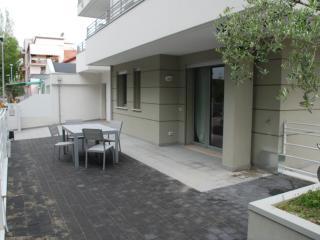 Appartamento Nuovo 50 metri dal mare, Viserba