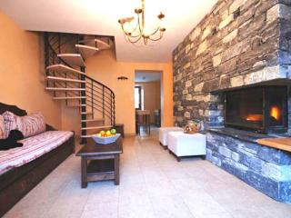 Spacious 3* duplex with fireplace, Lanslebourg Mont Cenis