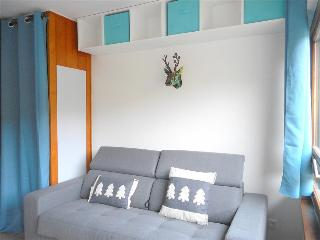 Superb renovated studio w/ small BDR, L'Alpe-d'Huez