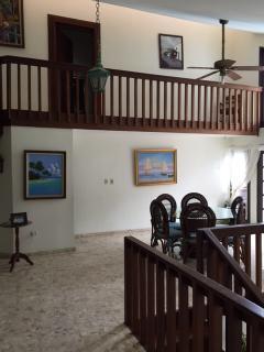 Spacious pool villa