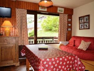 VENAY 1 Studio + small bedroom 6 persons, Le Grand-Bornand