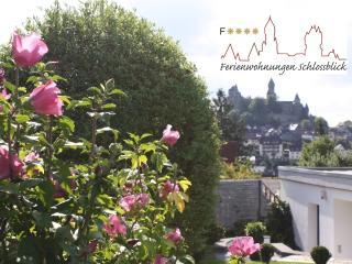Traumhafte 4-Sterne Ferienwohnung 'Lisa' Schlossblick Braunfels im Lahntal