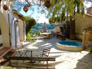 Super Home with Small Pool -Ideal for Food Lovers!, Cagnes-sur-Mer