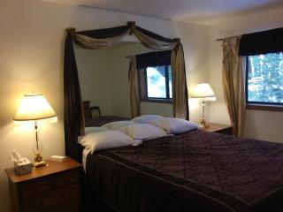 Purple room King Bed