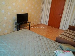 Apartment in Saint-Petersburg #3034, Shushary