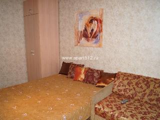 Apartment in Saint-Petersburg #3036, Shushary