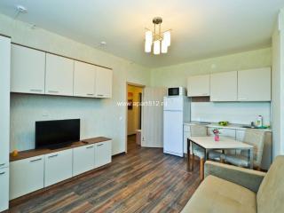 Apartment in Saint-Petersburg #3071, Shushary