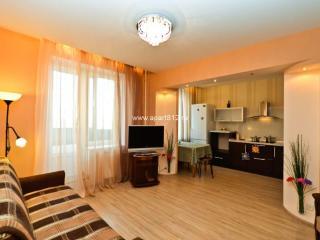 Apartment in Saint-Petersburg #3078, Shushary