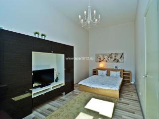 Apartment in Saint-Petersburg #3086, Kiev