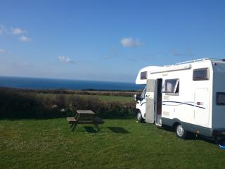 Freespirit Motorhome Hire: 6 berth in South West, St Agnes
