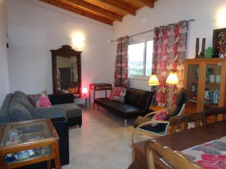 Apartment 90sqm, sleeps 6, sea and mountainview, Faliraki