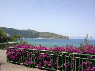 CASA PALINURO VACANZE com parco sul mare, Palinuro