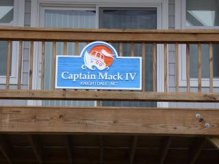 Capt. Mack IV sign