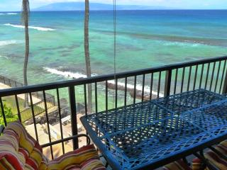 100% Oceanfront|Prime Location Priceless Views, Napili-Honokowai