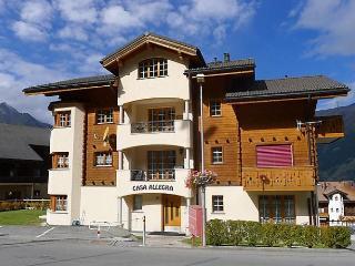 Casa Allegra, Graechen