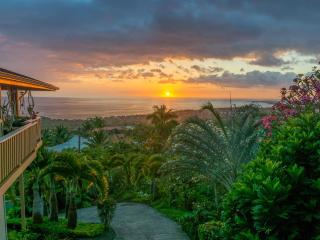 Amazing views of the Kona Coast, Kailua-Kona