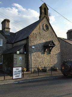 Llandegla Village Shop & Coffee Shop in the Old School