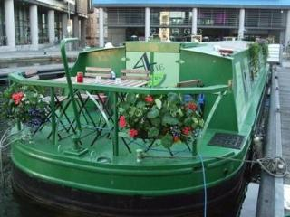 Luxurious static houseboat in the heart of Edinburgh - 1660, Edimburgo