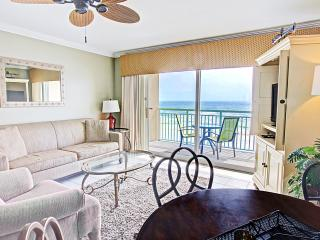 Pelican Isle 415-Dec 12 to 16 $511! Buy3Get1FREE! Gulf Front! FAB views-BeachSVC
