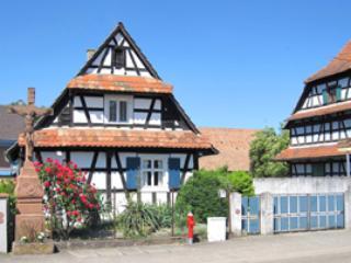 Ferienwohnung im Elsass chez Thomas & Ute, Soufflenheim