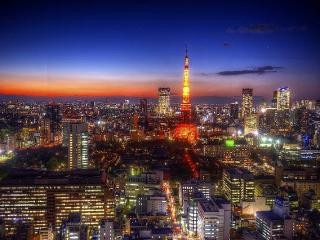 [New!]Near Tokyo Tower, center of Tokyo