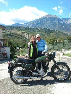 Take on the Maiella mountains on two wheels