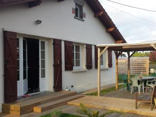 Maison individuelle avec jardin, Saint-Vincent-de-Tyrosse