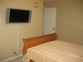 Furnished Master Bedroom, Brampton
