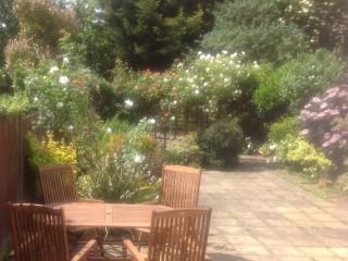 Family house sleeps 6 lovely garden Kensal Rise, Londres