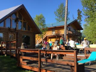 Angler's Getaway Lodge, Soldotna