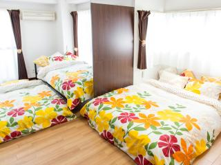 Good located near Shinjuku & Ikebukuro + free Wifi, Toshima