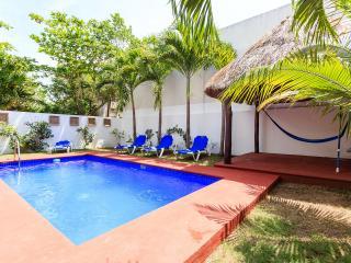 Casa Calamar, Puerto Morelos