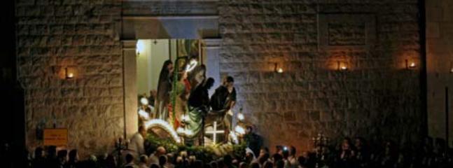 Processione Otto Santi giovedi santo