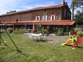 DOMAINE DE BELLEVUE CONVIVIAL TOUT SIMPLEMENT, Vernet-la-Varenne