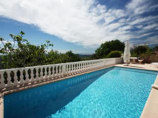 Private Pool Villa with spectacular sea view, Grasse