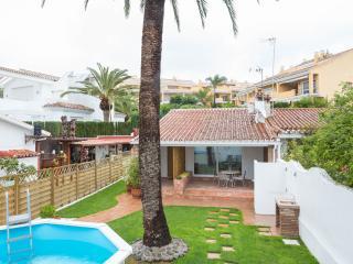 Bonita casa a 80 m de la playa de costabella