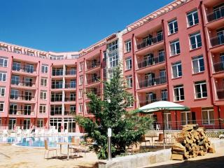 Visit Sunny Beach Lucie 1-bedroom apartment, Nessebar