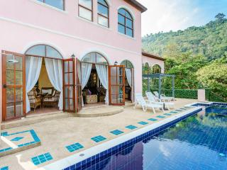 ENCHANTED HILLS - private pool & stunning sunsets, Koh Samui