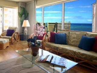 Fabulous 2BR ILIKAI  Oceanview & Sunset, Honolulu