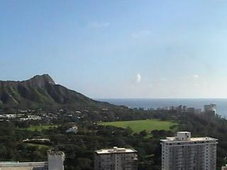 36th Floor Corner Unit Panoramic Ocean View, Honolulu