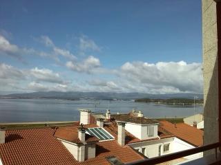 Frente playa concha 4hab 140m garaje vistas nuevo, Vilagarcia de Arousa