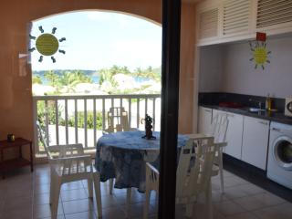 Large studio with  lagoon's view near the beach, Marigot