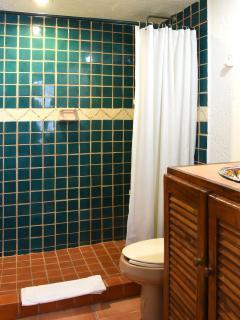 Full Bathroom in Master Bedroom