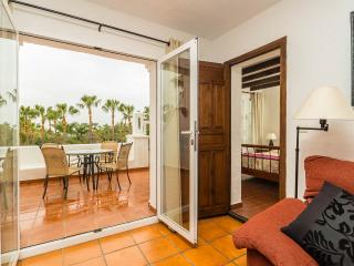 Double terrace doors... perfect for summer breeze, on warm evenings!