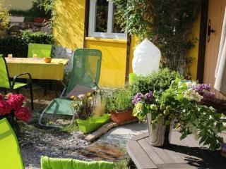 Gîte avec grand jardin, Bezaudun-les-Alpes