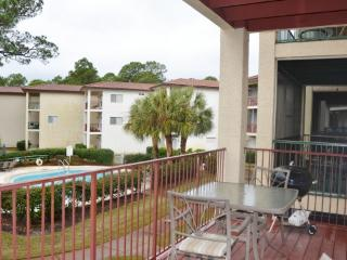 Community Pool and Tennis Courts ~ European Style Beach Condo
