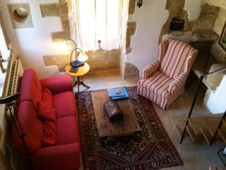 Restored character property in mediaval village, Uzes