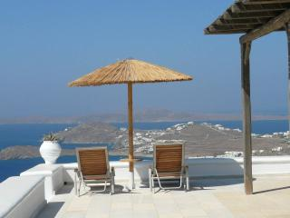 Amazing villa with perfect views, Psarou