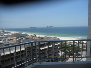 Apart Hotel praia da Barra da Tijuca vistão mar