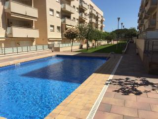 Tranquil Apartment in Lloret Fenals with Pool, Lloret de Mar
